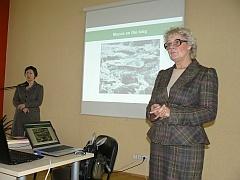 Rosie Barnes presentation.