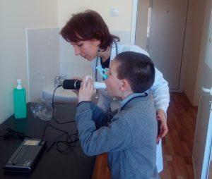 cystic fibrosis care in Moldova