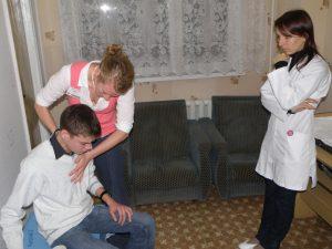 Cystic fibrosis care in Chisinau